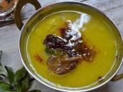 Parippu Curry Cheru Paruppu Churry Onam Sadya Recipe