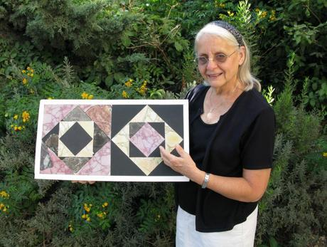 Temple Tiles discovered in archaeology sifting project!