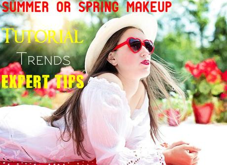 Summer or Spring Makeup Tutorial