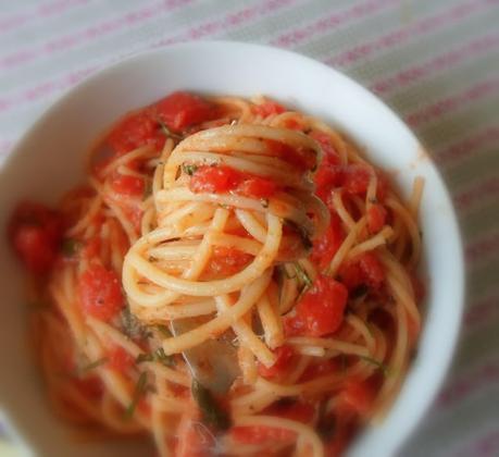 Comfort Spaghetti