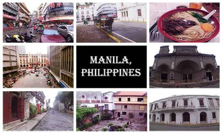 Spontaneous 4-hour Tour in Manila
