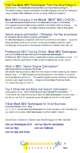 How Google PR Matters In Search Results? – White Hat SEO