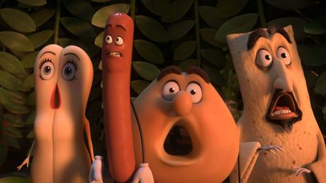 Movie Review:  'Sausage Party' (Second Opinion)