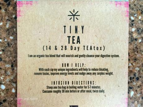 TinyTea by Your Tea: A review