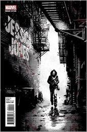 Jessica Jones #1 Cover - Aja Variant