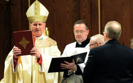 KCUR Throws Softballs for the New Bishop and The Catholic Church