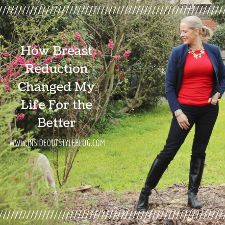 How Breast Reduction Changed My Life For the Better
