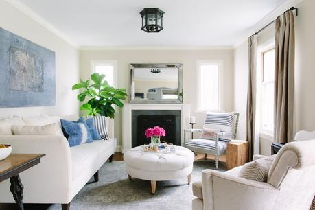 A home full of charm, beautiful details, and built-ins!