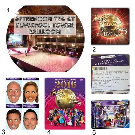 Strictly Come Dancing Gift Guide