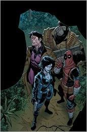 Deadpool and The Mercs For Money #4 First Look Preview 3