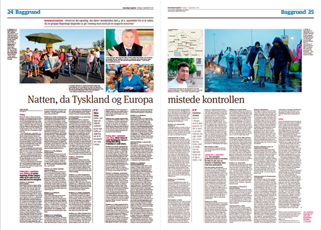 In Denmark:  Kristeligt Dagblad launches a new design