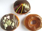 Review: Krispy Kreme Smores, Chocolate Firecracker Maple Crunch Doughnuts