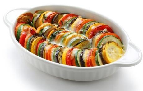 Provencal Vegetable Gratin