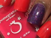 Pomegranate Nail Lacquer Heliotrope