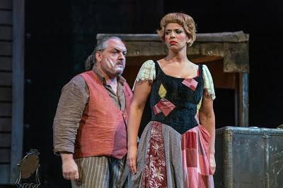 Opera Review: A Tale of Two Opera Companies