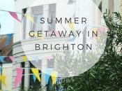 Travel: Summer Getaway Brighton