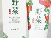 LAFINE Vegetable Foam Cleansing Review