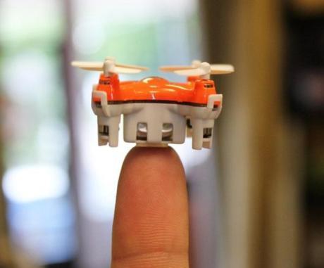 Pocket-Friendly Drone