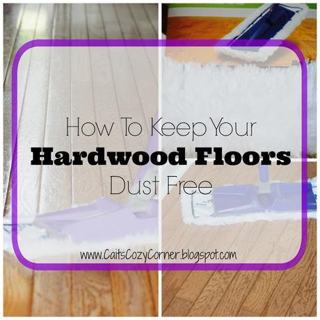 how to keep your hardwood floors dust free paperblog. Black Bedroom Furniture Sets. Home Design Ideas