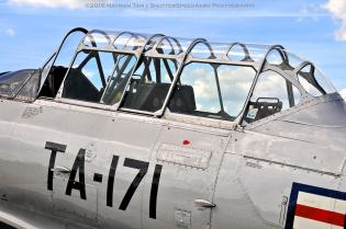 2011 Andrews AFB Joint Services Open House,  T-6 Texan ,ECO,