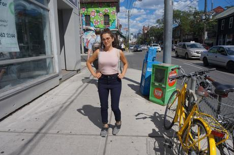 Dress for The West ……. End, Toronto