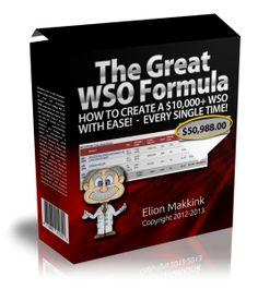 Download The Great WSO Formula Ebook Free Available