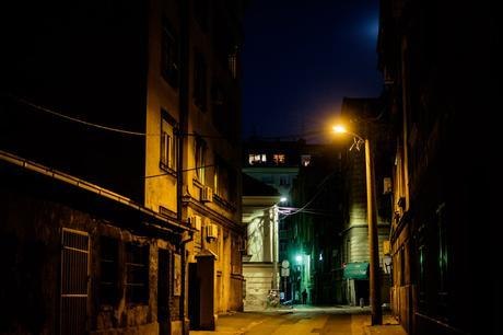 The streets of Beograd are a never ending fascinating mix of old and new and are especially awesome at night.