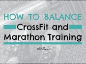 Balance Crossfit Marathon Training