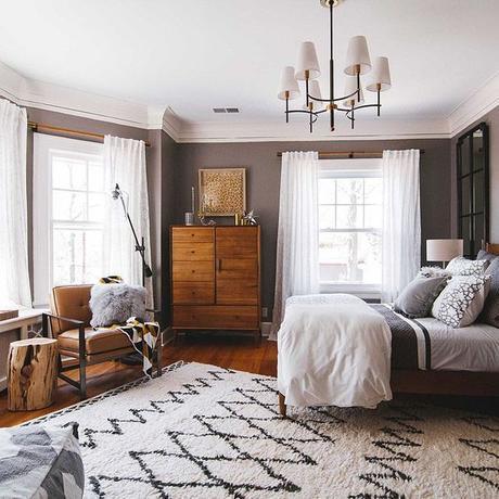 The Best Master Bedrooms
