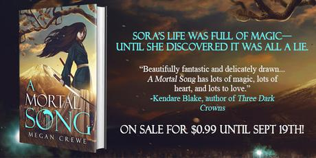 A Mortal Song (Release Blitz)