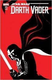 Darth Vader #25 Cover - Cho Variant
