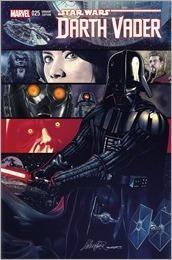 Darth Vader #25 Cover - Larroca Variant