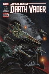 Darth Vader #25 Cover