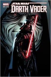 Darth Vader #25 Cover - Pichelli Variant