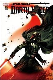 Darth Vader #25 Cover - Shirahama Variant