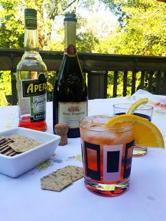 The Santa Margherita Aperol Spritz