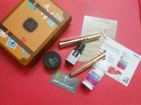 My Envy Box September 2016 Review, Products & Price