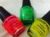 Colorbar Nail Lacquer Mini Collection Heart Review