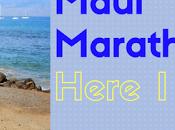 Sleeps Until Maui Marathon