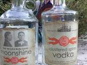 "Spirits Review: Dragon Distillery's ""Bad"" Bill Tutt Original Moonshine Clustered Spires Vodka"