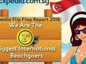 Singapore Ranked Biggest International Beachgoers Expedia Flip Flop Report 2016
