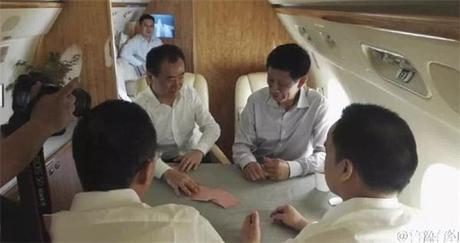 China's richest man Wang Jianlin