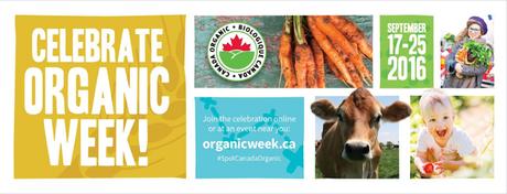 #OrganicWeek kicks off tomorrow - September 17-25