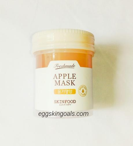 Review: Skinfood Freshmade Apple Mask