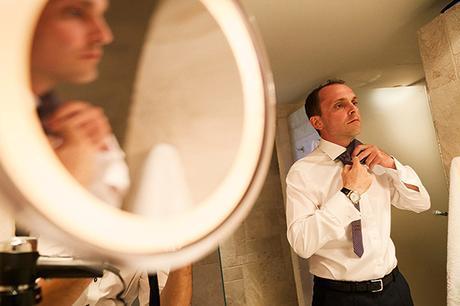 groom-preparation