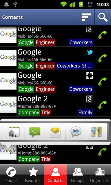 DW Contacts & Phone & Dialer pro 3.0.3.1 APK