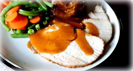 how to cook a boneless turkey breast roast