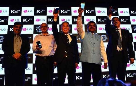 LG adds accessibility features in K7 smartphone for the convenience of visually impaired people
