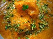Badami Chicken Korma, Almond Gravy Boneless Recipe