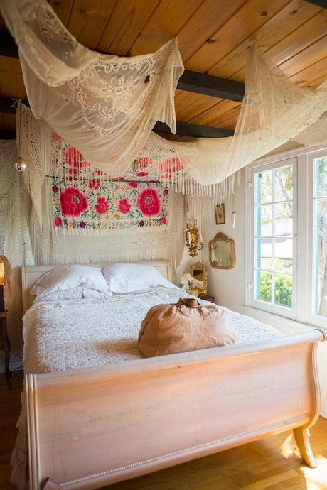 Beautiful rooms that are eclectic, artisan, and bohemian